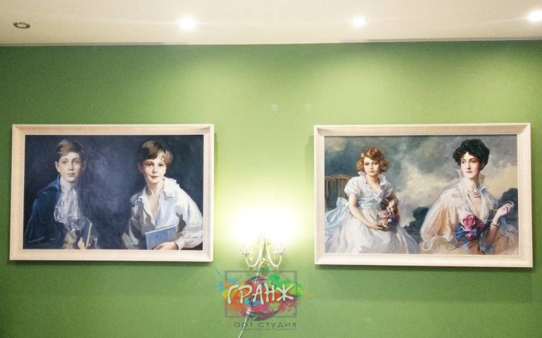 Репродукции картин купить Киев