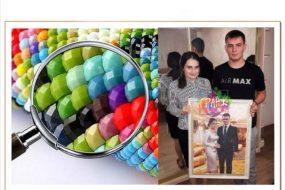 Алмазная мозаика по фото заказать в Киеве